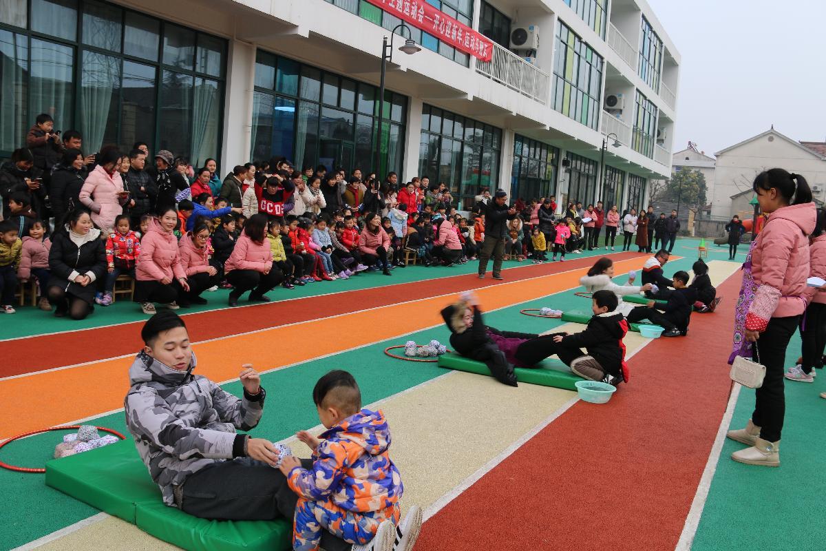 石狮中心幼儿园:健康宝贝,嗨翻冬季